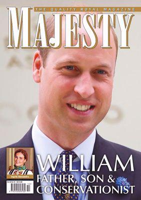 Majesty Magazine October 2019 issue