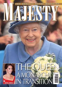 Majesty Magazine February 2018 issue