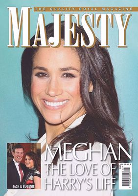 Majesty Magazine March 2018 issue