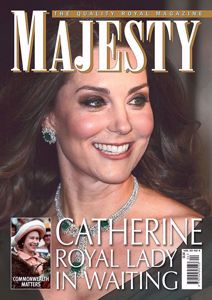 Majesty Magazine April 2018 issue