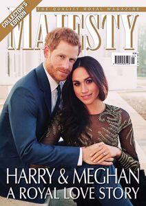 Majesty Magazine May 2018 issue