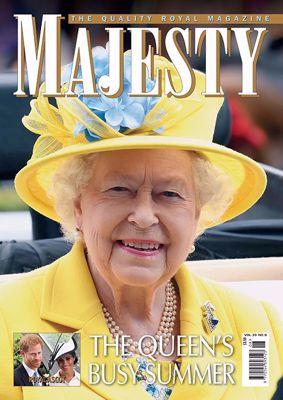 Majesty Magazine August 2018 issue
