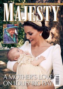 Majesty Magazine September 2018 issue