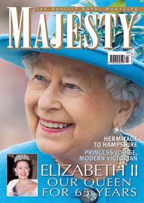 Majesty Magazine February 2017 issue
