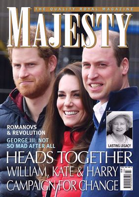 Majesty Magazine March 2017 issue