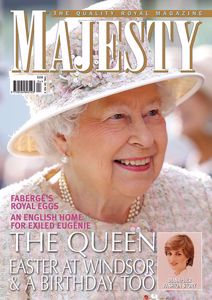 Majesty Magazine April 2017 issue