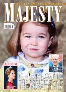 Majesty Magazine June 2017 issue