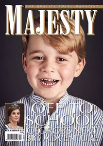 Majesty Magazine September 2017 issue