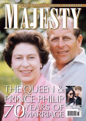 Majesty Magazine November 2017 issue