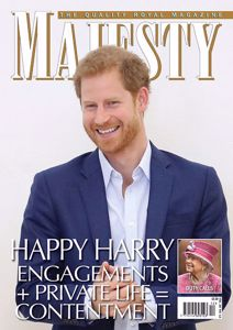 Majesty Magazine December 2017 issue