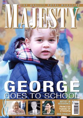 Majesty Magazine February 2016 issue
