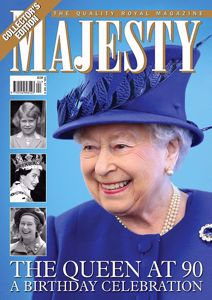 Majesty Magazine April 2016 issue