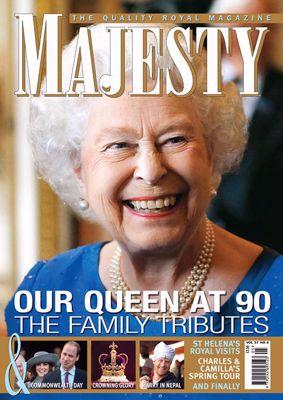 Majesty Magazine May 2016 issue