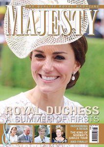 Majesty Magazine August 2016 issue
