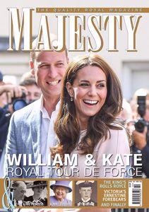 Majesty Magazine October 2016 issue