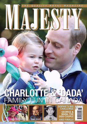 Majesty Magazine November 2016 issue