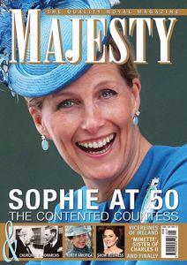 Majesty Magazine January 2015 issue