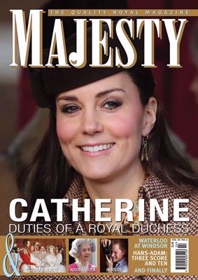Majesty Magazine February 2015 issue