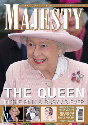 Majesty Magazine March 2015 issue