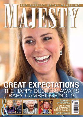 Majesty Magazine April 2015 issue