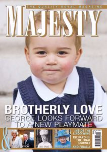 Majesty Magazine May 2015 issue
