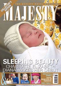 Majesty Magazine June 2015 issue