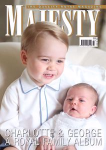 Majesty Magazine July 2015 issue