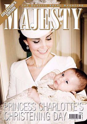Majesty Magazine August 2015 issue