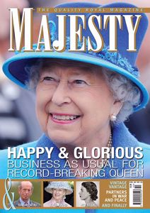 Majesty Magazine October 2015 issue