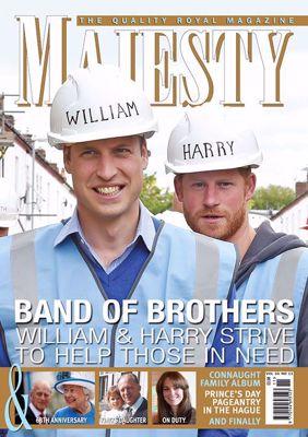 Majesty Magazine November 2015 issue