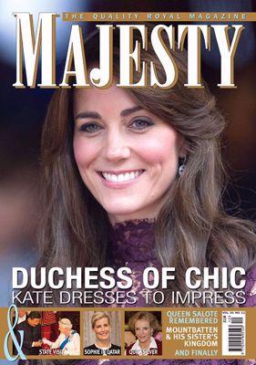 Majesty Magazine December 2015 issue