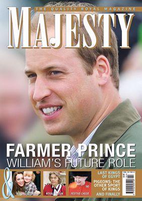 Majesty Magazine February 2014 issue