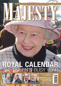 Majesty Magazine March 2014 issue