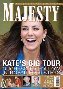 Majesty Magazine April 2014 issue