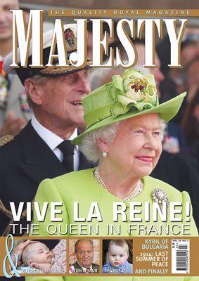 Majesty Magazine July 2014 issue
