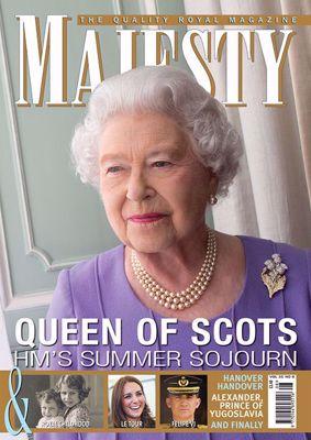 Majesty Magazine August 2014 issue