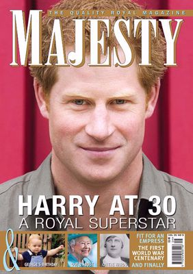 Majesty Magazine September 2014 issue