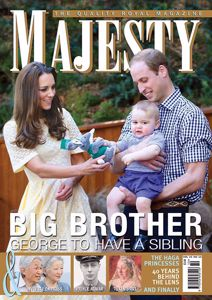Majesty Magazine October 2014 issue