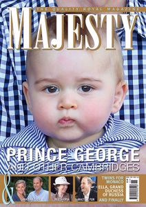Majesty Magazine November 2014 issue