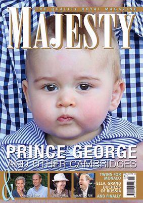 Majesty Magazine November 2014 issue