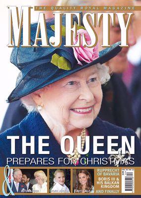 Majesty Magazine December 2014 issue
