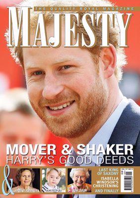 Majesty Magazine September 2016 issue
