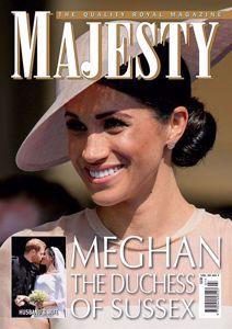 Majesty Magazine July 2018 issue