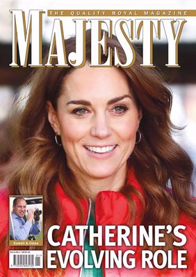 Majesty MagazineJanuary 2020 issue