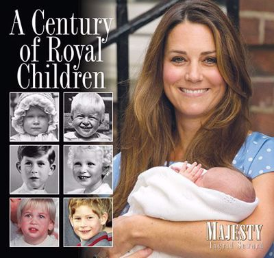 A Century of Royal Children cover