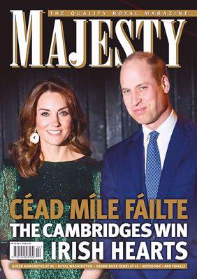 Majesty Magazine April 2020 issue