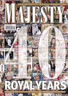 Majesty Magazine May 2020 issue