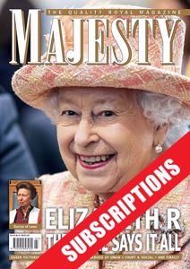 Picture of Majesty Magazine Subscriptions