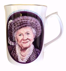 Picture of Queen Mother Fine Bone China Mug