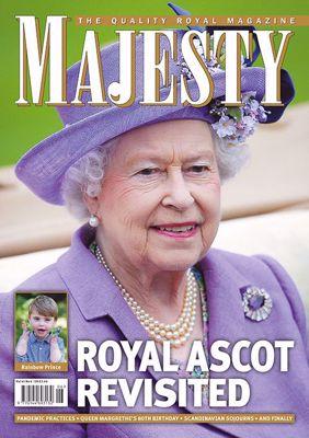 Majesty Magazine June 2020 issue